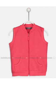 Red - Age 8-12 Outerwear - LC WAIKIKI(110342523)