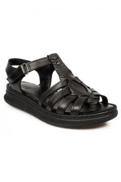 Stella 20277z Casual Günlük Siyah Kadın Sandalet(110950063)