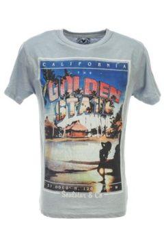 T-shirt Treeker9 Sanford tee ciel(127855854)