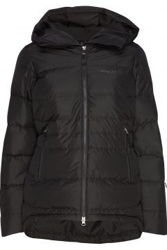 Stranda Down Hybrid W Jkt Outerwear Sport Jackets Schwarz BERGANS(99161894)