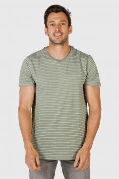 Brunotti Ben-Stripe Mens T-shirt(116641293)