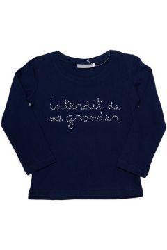 T-shirt enfant Interdit De Me Gronder Strassy(98534146)