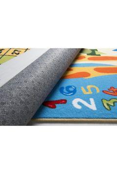Confetti Math Class Anti Slip Çocuk Odası Anaokulu Oyun Halısı(116856748)