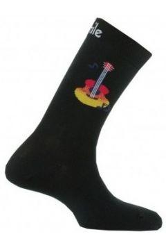 Chaussettes Achile Mi-chaussettes motif guitare Folk en coton(127970316)
