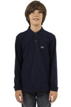 Polo enfant Lacoste pj8915 marine(115462364)