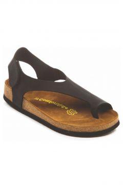 Comfortfüsse Kadın Hakiki Deri Mantar Tabanlı Sandalet(116821508)