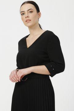 Ekol Siyah Elbise(126231187)