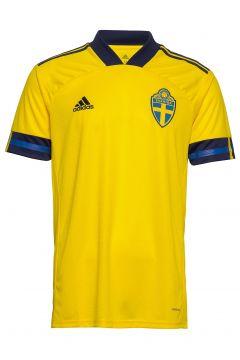 Svff H Jsy T-shirts Football Shirts Gelb ADIDAS PERFORMANCE(116470029)