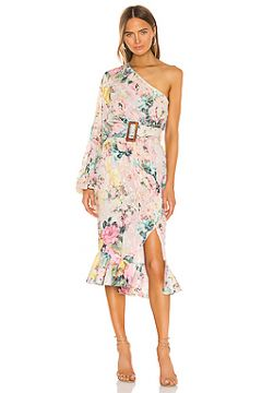 Платье миди teien - HEMANT AND NANDITA(115067023)