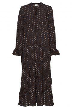 Musette Maxi Dress Maxikleid Partykleid Schwarz JUST FEMALE(114164816)