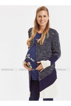 Navy Blue - Maternity Vest - LC WAIKIKI(110319750)