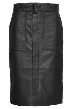 Alia Knielanges Kleid Schwarz CUSTOMMADE(114164552)