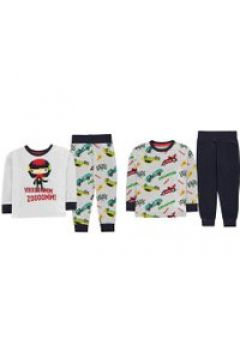 Crafted 2 Pack Pyjama Set Baby - Cars(110460224)