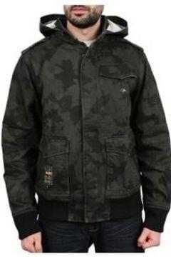 Veste Lrg Blouson - Bushman zip hoody - Black / Kaki(115454712)
