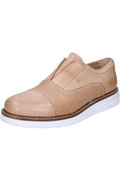 Ville basse Fdf Shoes élégantes beige cuir BZ337(115398912)