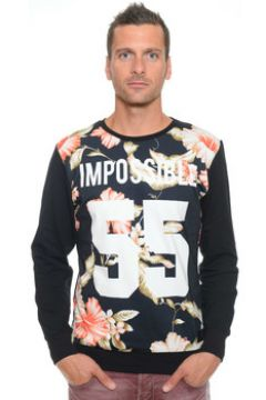 Sweat-shirt Celebry Tees Sweat Homme Col Rond Impossible 008(115454966)