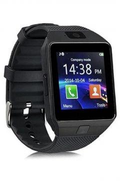 Smart Dz09 Akıllı Saat Sim Kartlı Btk Onaylı Türkçe Menü(117469287)