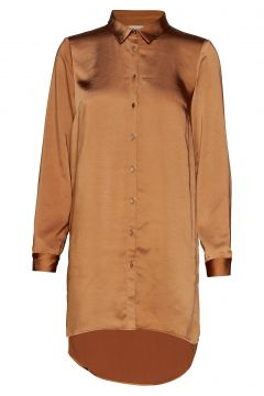 Shirt Kleid Knielang Braun SOFIE SCHNOOR(114165476)