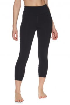 Leggings Seconde Peau Femme Smartwool Women\'s Merino Sport Capri - Black(111331137)