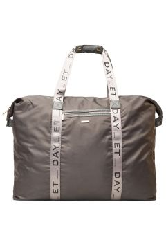 Day Logo Band T Weekend Bags Weekend & Gym Bags Grau DAY ET(117676347)