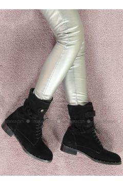Black - Boots - Marjin(110338226)