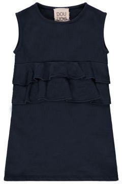 Jersey Kleid mit Rüschen(113867548)