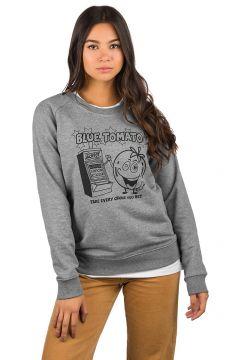 Blue Tomato Lucky Club Sweater grijs(99004763)