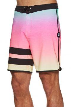 "Hurley Phantom Block Party Keep Cool 18\"" Boardshorts - Digital Pink(110373415)"