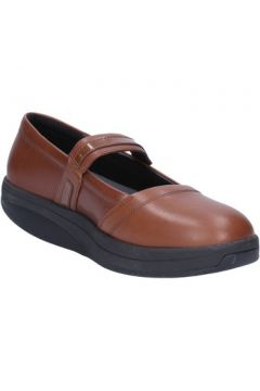 Ballerines Mbt ballerines marron cuir AC464(115393599)
