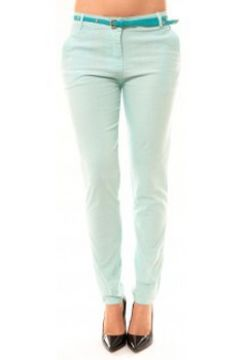 Pantalon Dress Code Pantalon Luizaco L705 Vert(115471708)