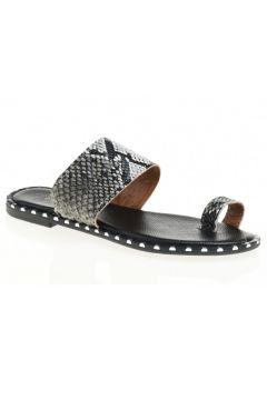 David Jones Kadın Sandalet Siyah Yılan(110945674)