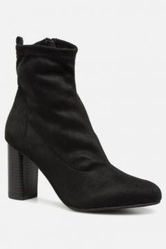 Divine Factory - LH1732D-23 - Stiefeletten & Boots für Damen / schwarz(111575943)