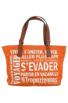 Sac à main Les Tropéziennes par M Belarbi Sac porté épaule Les Tropeziennes ref_trop43597 Or(115557638)
