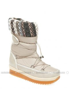 Minc - Boot - Boots - Pembe Potin(110316363)