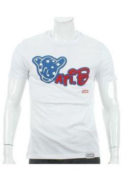 T-shirt Wati B T-shirt Mick USA - Blanc(115454667)