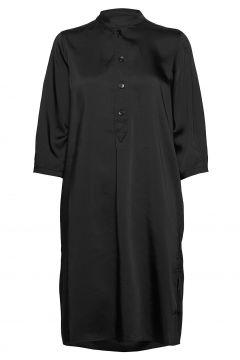Flex Dress Kleid Knielang Schwarz HOPE(121388341)