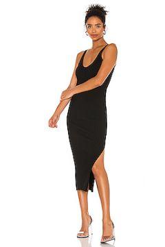 Платье миди rib - Helmut Lang(118966357)
