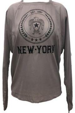 Blouses Charlie Joe Top New york Est 1967 Taupe(127986961)