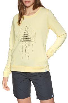 Sweat Femme Animal Cruize - Pineapple Yellow(111321838)