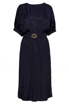Constancekb Dress Kleid Knielang Blau KAREN BY SIMONSEN(120748582)
