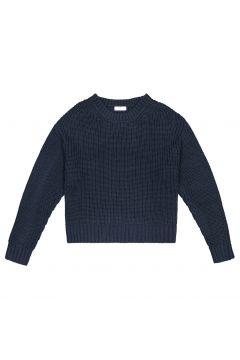 Jersey con cuello redondo y patrón corto y amplio, 10-16 años(108827771)