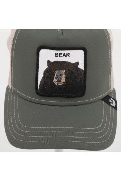 Goorin Bros 101-0254 Drew Bear Şapka Yeşil(118285960)