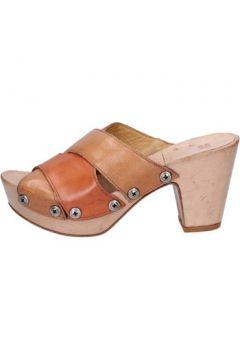 Sandales Moma sandales marron cuir BT612(115442849)