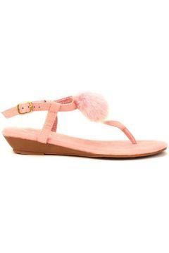 Tongs Cendriyon Tongs Rose Chaussures Femme(88708158)