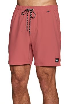 Hurley One & Only Volley 17\' Badeshorts - Pueblo Red(110373403)