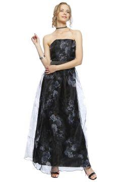 Little Mistress Siyah Beyaz Elbise(113947283)