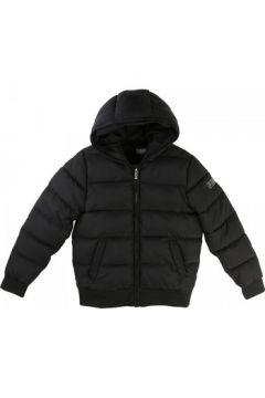 Manteau enfant Karl Lagerfeld Doudoune noire(98529190)