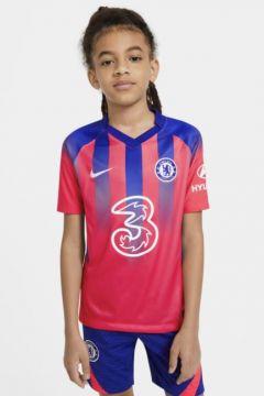Chelsea FC 2020/21 StadyumÜçüncü Genç Çocuk Futbol Forması(121799170)