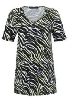 T-Shirt V-Ausschnitt Emilia Lay multicolor(111501591)
