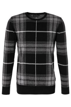 Barbour Pullover Tartan graphite MKN1120GY92(88333109)